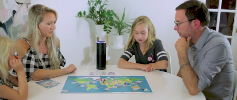 play games with Alexa