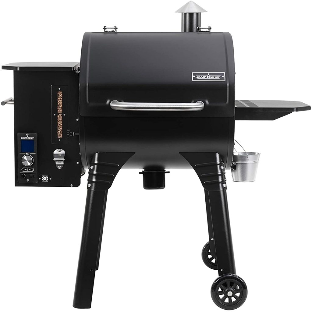 Camp Chef 24 in. WIFI SmokePro SG Pellet Grill