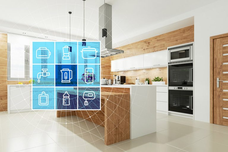 how to make a smart kitchen